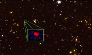 Most distant galaxy ever discovered worldleaks