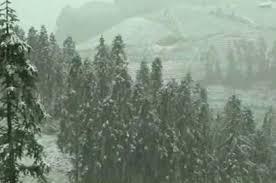 worldleaks Snow falls in Vietnam